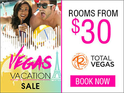 Vegas Vacation Sale