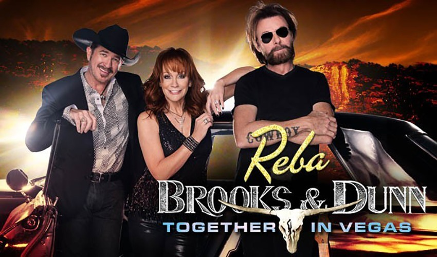 Click for Reba, Brooks & Dunn Tickets