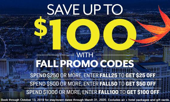 Fall Promo Codes