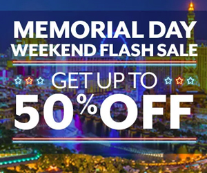 Vegas Flash Sale