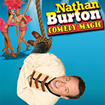 Nathan Burton Comedy Magic - 50% OFF Special Offer