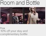 Palms Las Vegas - Room & Bottle