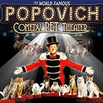Popovich Comedy Pet Theater Offers