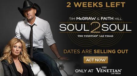Soul2Soul - Tim McGraw & Faith Hill