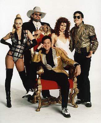 American Superstars Stratosphere Tower Hotel Las Vegas showgirls