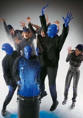 blue man group venetian las vegas hotels shows