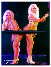 Crazy Girls -- Riviera Hotel Las Vegas topless shows