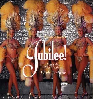 bally's jubilee las vegas show topless