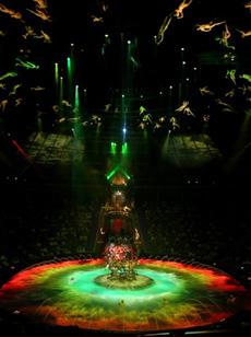 la reve wynn las vegas cirque soleil dragon