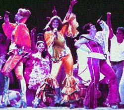 Mamma Mia Las Vegas