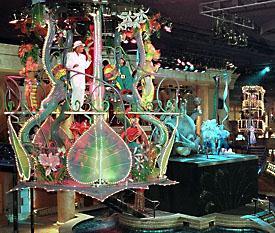 Rio Masquerade Village Show