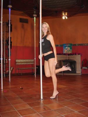 Las vegas stripper class
