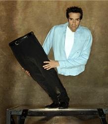 David Copperfield Show in Las Vegas