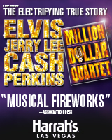 Million Dollar Quartet Las Vegas