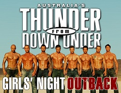 Thunder From Down Under Las Vegas Show