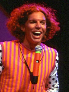Carrot Top Show Tickets