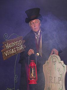 Haunted Vegas Tour Show