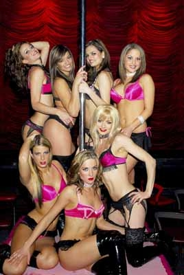X Burlesque Las Vegas Show