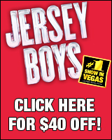 Save $40 On Jersey Boys Las Vegas