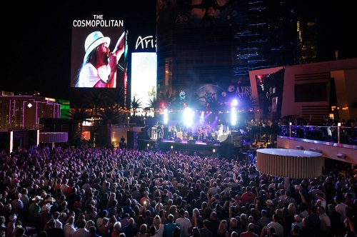 Kid Rock Performs at Boulevard Pool at The Cosmopolitan of Las Vegas June 6, 2014
