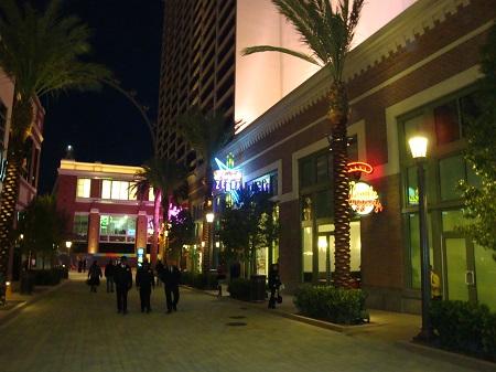 Linq Las Vegas stores