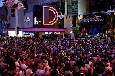 OneRepublic performs at the D Las Vegas