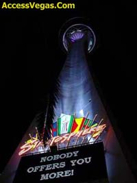Stratosphere Tower Hotel And Casino