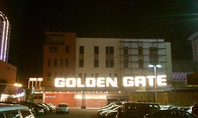 Construction at Golden Gate Hotel