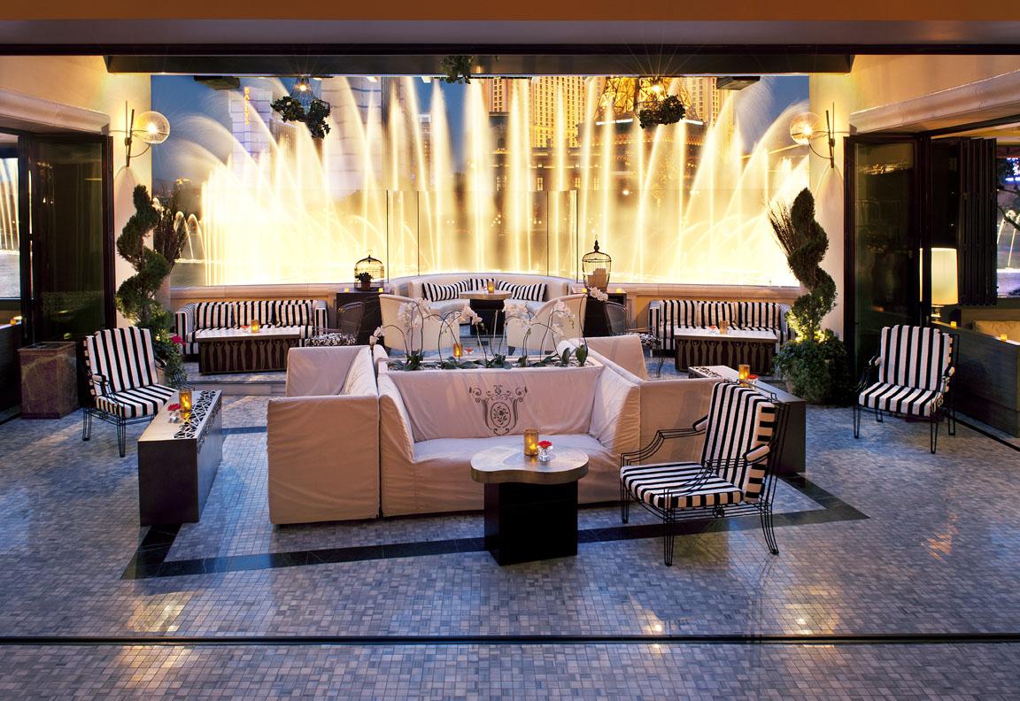 Hyde Bellagio interior