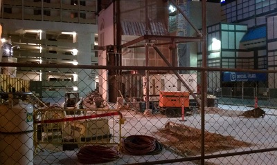 Construction of Project Linq