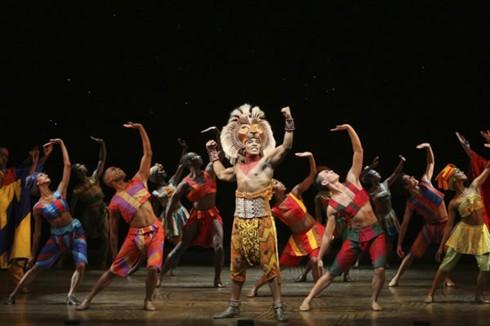 lion king las vegas