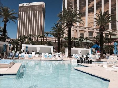 Delano Beach Club Las Vegas The Best Beaches In World