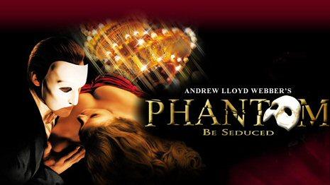 phantom spectactular las vegas