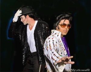 Two Kings - King of Rock and King of Pop Show Las Vegas