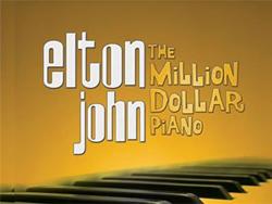 Elton John The Million Dollar Piano Las Vegas show