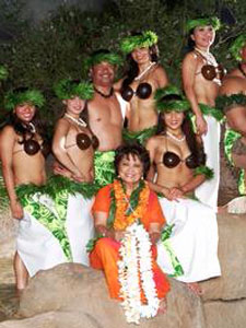 Imperial Hawaiian Luau Show