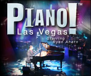 Piano! Las Vegas Show Tickets