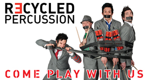 Recycled Percussion Show Tickets