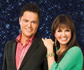 Donny And Marie Osmond Las Vegas Show