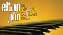 Elton John The Million Dollar Piano Las Vegas Tickets