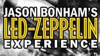 Jason Bonham Led Zeppelin Experience Las Vegas Tickets