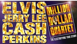 Million Dollar Quartet Las Vegas Tickets