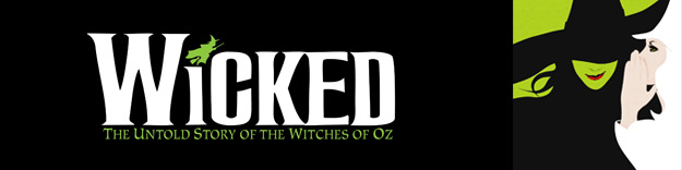 Wicked Las Vegas Tickets
