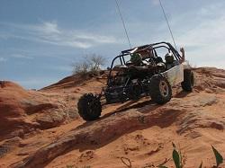 Mini Baja Buggy Half-Day Tour