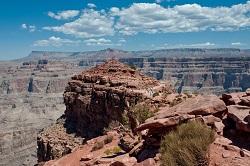 Grand Canyon West Rim - Hualapai Nation Ground Tour