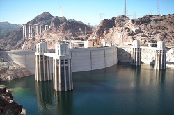 Hoover Dam & The Dam Bridge Ground Tour