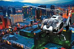 Neon Nights Helicopter Air Tour