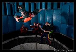 Vegas Indoor Skydiving Sky High Fun Tour