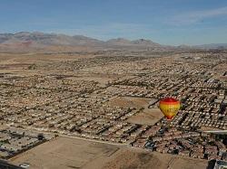 Vegas Sunrise Hot Air Balloon Sky High Fun Tour