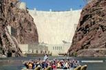 hoover dam tour Hoover Dam Top to Bottom by Luxury SUV with Colorado River Float